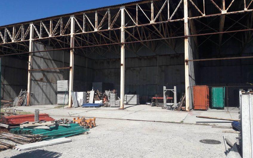 ПРОИЗВОДСТВЕНА /СКЛАДОВА сграда под наем,в Южна Индустриална зона, гр. Хасково.