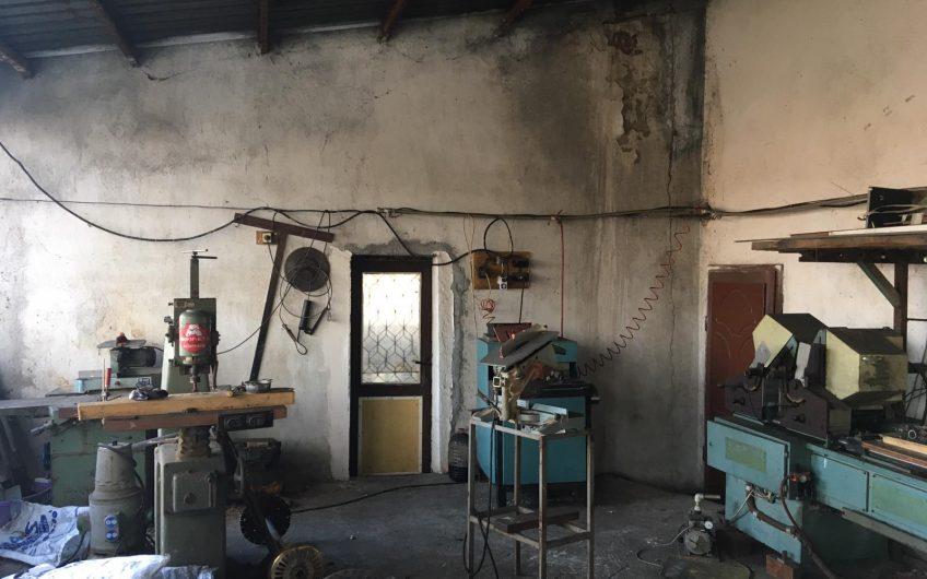 ОБОРУДВАН ЦЕХ ЗА ДОГРАМА под наем в Южна Индустриална Зона, гр. Хасково