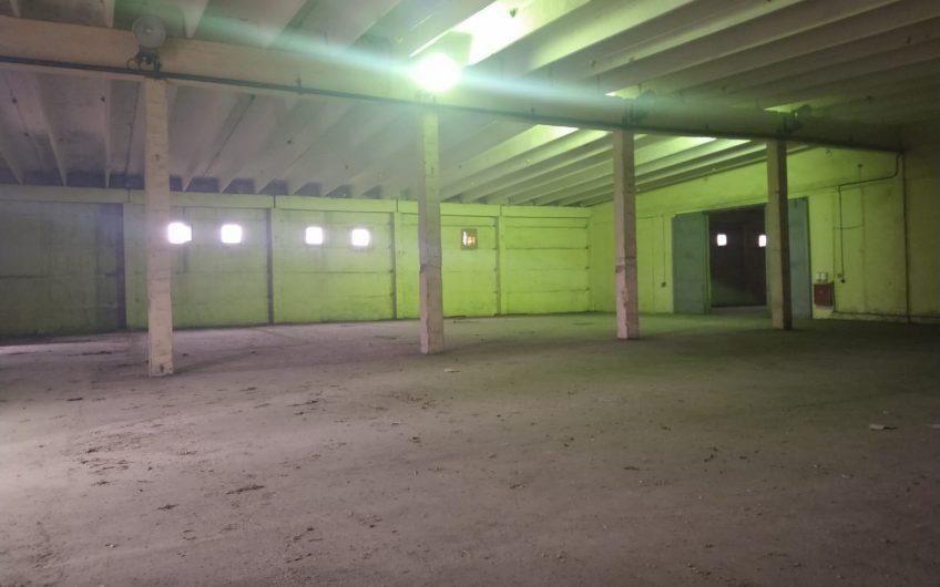 СКЛАДОВА БАЗА  под наем в Северна Индустриална Зона, град Хасково