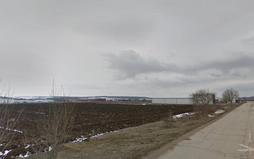 ИНВЕСТИЦИОНЕН ПАРЦЕЛ вСеверна Индустриална зона, гр. Хасково
